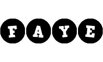Faye tools logo