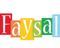 Faysal colors logo