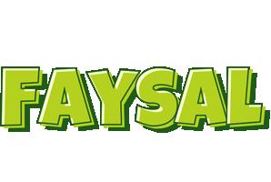 Faysal summer logo
