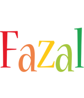 Fazal birthday logo
