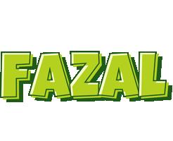 Fazal summer logo