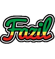 Fazil african logo