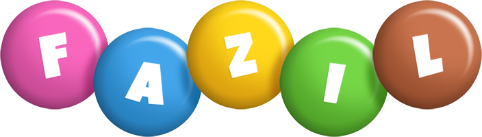 Fazil candy logo