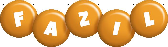 Fazil candy-orange logo
