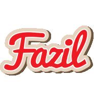 Fazil chocolate logo