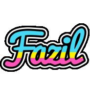 Fazil circus logo