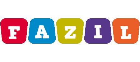 Fazil daycare logo