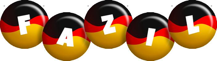 Fazil german logo