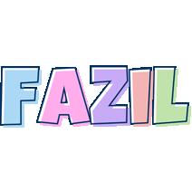 Fazil pastel logo