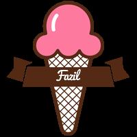 Fazil premium logo