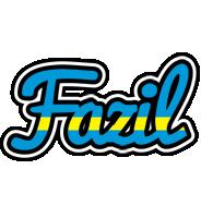 Fazil sweden logo