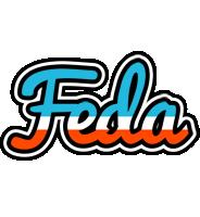 Feda america logo