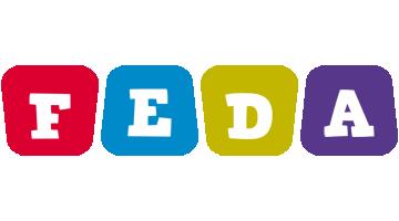 Feda kiddo logo