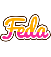 Feda smoothie logo