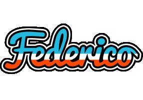 Federico america logo