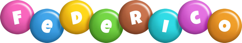 Federico candy logo