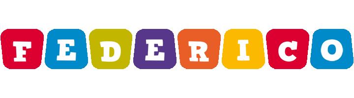 Federico daycare logo