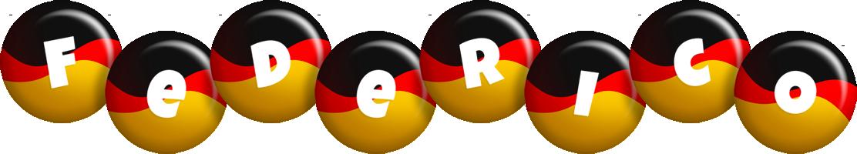 Federico german logo
