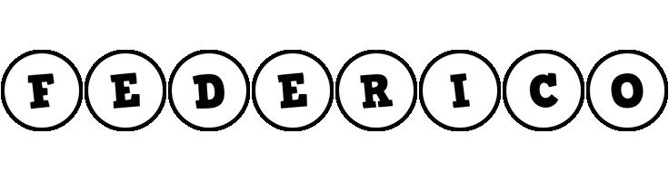 Federico handy logo