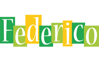 Federico lemonade logo