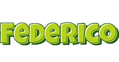 Federico summer logo