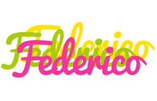Federico sweets logo
