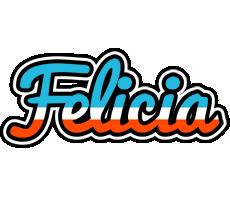 Felicia america logo