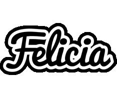 Felicia chess logo