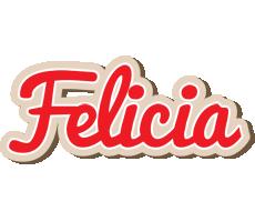 Felicia chocolate logo