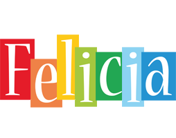 Felicia colors logo