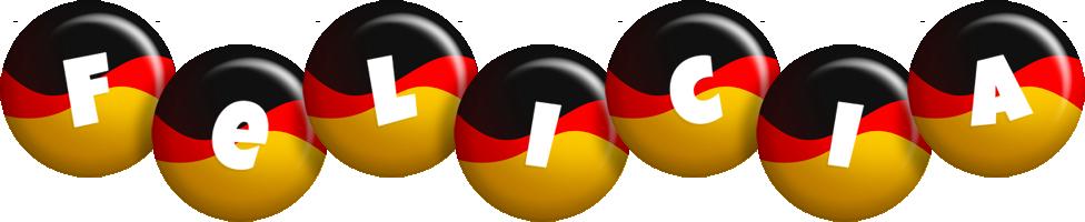 Felicia german logo