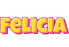 Felicia kaboom logo