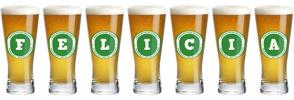 Felicia lager logo