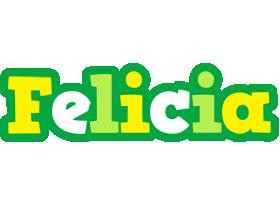 Felicia soccer logo