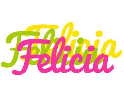 Felicia sweets logo