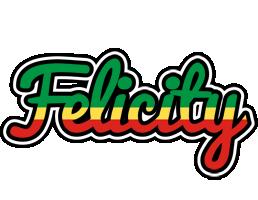 Felicity african logo