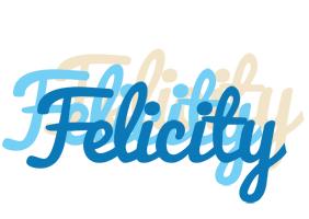 Felicity breeze logo