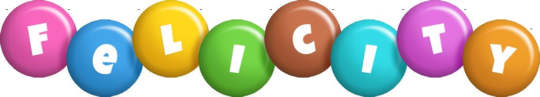 Felicity candy logo