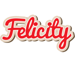 Felicity chocolate logo