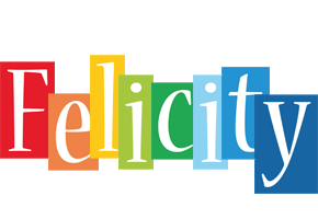 Felicity Design felicity logo name logo generator smoothie summer birthday