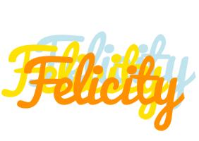 Felicity energy logo