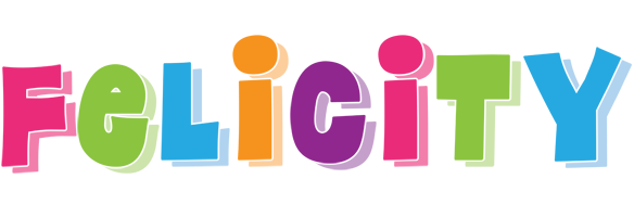 Felicity friday logo