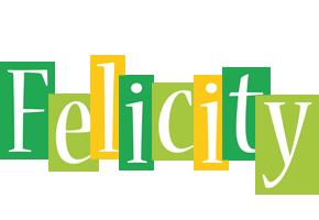 Felicity lemonade logo