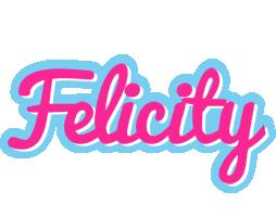 Felicity popstar logo