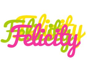 Felicity sweets logo