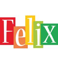 Felix colors logo