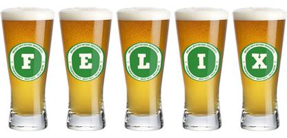 Felix lager logo
