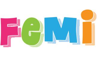 Femi friday logo