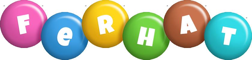 Ferhat candy logo