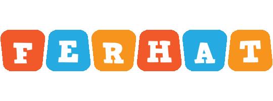 Ferhat comics logo